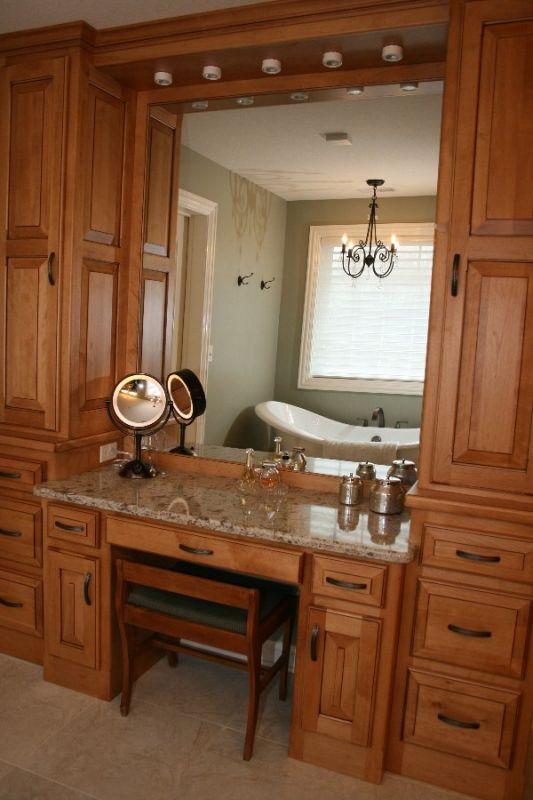 Custom Designed Bathrooms And Bath Remodels