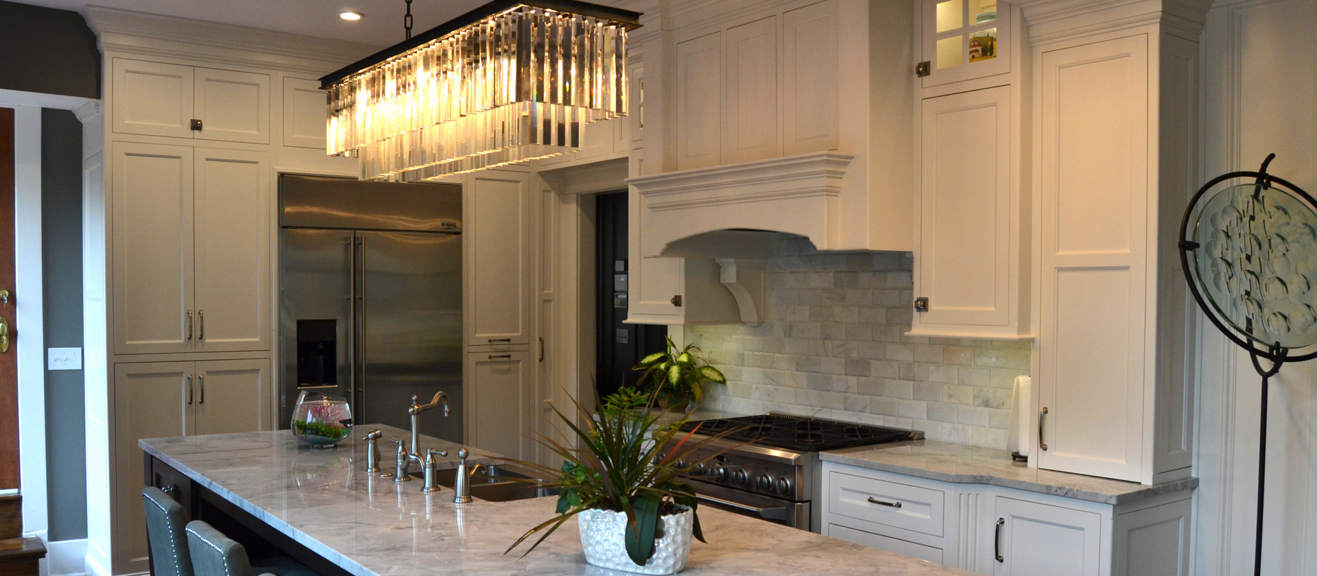 Custom Designed Kitchens and Bathrooms in Columbia, MO