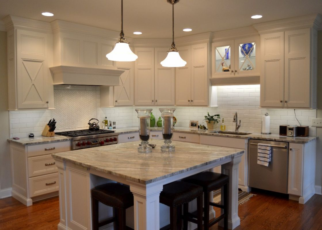 Designed Kitchens. White Kitchen Renovation Custom Designed Kitchens Portfolio  Cabinets and Counters