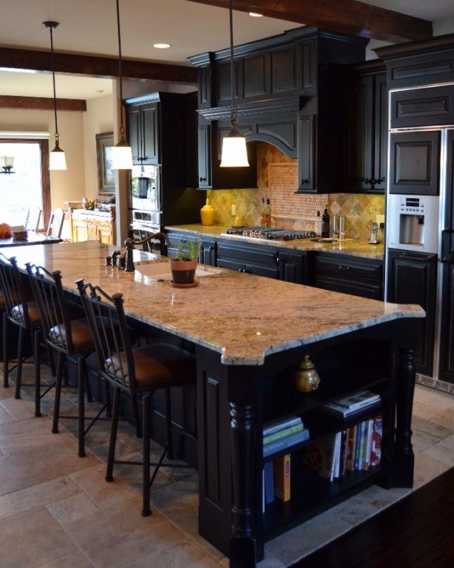Custom designed kitchens portfolio cabinets and counters for Kitchen designs long island